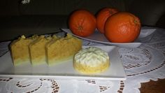 Soap hand made JAC'S Orange