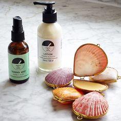 Loving these 3 right now~ Rose Toning Mist // Jasmine Flower Lotion // Botanical Perfume Shell  #BotanicalBeauty #GreenBeauty #PlantMagicForSkin