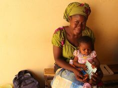 LDS CHARITIES AND UNICEF WORK TO ELIMINATE MATERNAL AND NEONATAL TETANUS IN CHAD
