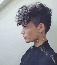 1065 meilleures images du tableau Cheveux frisés en 2020 | Cheveux, Cheveux frisés et Coiffure
