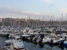 Vieux Port de Marseille - 2016