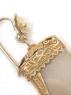 Revolting anthropologie is selling a tiger claw pendant under british raj tiger claw earrings mozeypictures Image collections