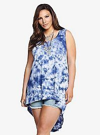 Shop women's plus size tops, shirts, sexy sequin tops & more at Torrid. Find plus size tops from dressy to crops, all fit to flatter curves! Plus Size Clothing Sale, Affordable Plus Size Clothing, Plus Size Camisoles, Plus Size Tank Tops, Trendy Plus Size Fashion, Curvy Fashion, Curvy Outfits, Plus Size Outfits, Tie Dye