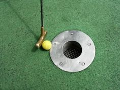 How to Design a Backyard 9 Hole Miniature Golf
