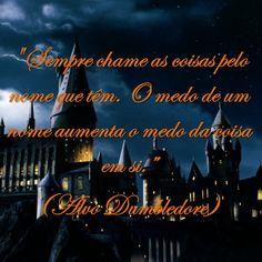 Palavras sábias de Alvo Dumbledore