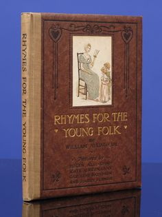 Rhymes for the Young Folk by William Allingham, Frederick Warne & Co.