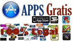 Las mejores apps gratis para iOS iPhone, iPod, iPad y Android