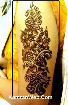 Arabic & Bridal Mehndi Designs