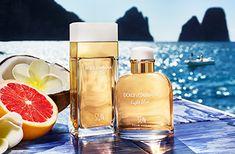 Dolce & Gabbana Light Blue Sun ~ new fragrances :: Now Smell This Perfume Store, Perfume Bottles, Dg Light Blue, Light Blue Dolce Gabbana, Ariana Grande Perfume, Light Blue Perfume, Best Fragrances, Fragrance, Fotografia