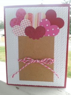 Easy Sweet DIY Homemade Valentine Cards for Inspirations 10