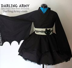 TARDIS Capelet, Frozen Pinafore And More From Darling Army