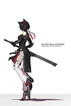 ArtStation - Blake Belladonna - Future 3.0 , Bach Do