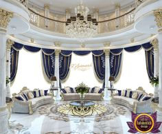 Breathtaking Villa Interior Design