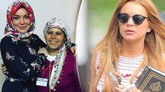 Lindsay Lohan Disebut Pindah Agama Islam, Ini Kata Pihak Keluarga