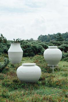 Pinned by www.vessou.com #pots #planters #vasi #interiors #interiordesign #luxury #outdoordesign