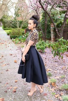 Birthday The High Low Skirt by KTRCOLLECTION on Etsy