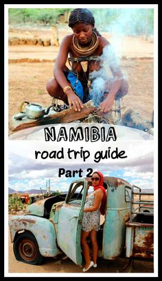 Complete guide to travel Namibia, Part 2, Swakopund to Epupa Falls