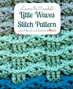 Little waves stitch