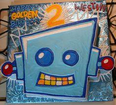robot cake by alina_renee, via Flickr