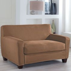 Found it at Wayfair - Tailor Fit Loveseat Slipcover