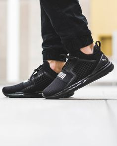 34a49cae1c7e03 Original New Puma Ignite Limitless Exciting unlimited series of trend  jogging men Sneakers shoes40-44