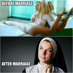 Before Marriage Vs After - Likes