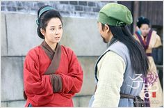 """Jumong(Hangul:삼한지-주몽 편;hanja:三韓志-朱蒙篇주몽;RR:Samhanji-Jumong Pyeon; lit. """"The Book of the Three Hans: The Chapter of Jumong"""") is a South Koreanhistorical period dramaseries that aired onMBCfrom 2006 to 2007. The series examines the life ofJumong, founder of the kingdom ofGoguryeo. Few details have been found in the historical record about Jumong, so much of the series is fictionalized.  예소야"""