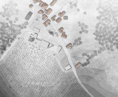 Proposed Adega Roof Plan // Pico Island