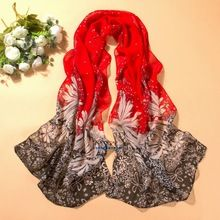 Cheap scarf flower, Buy Quality scarf patterns for men directly from China flower taste Suppliers: fashion pashmina bird print women scarf 2014 new design long shawl cape silk chiffon tippet muffler hot sale Print Chiffon, Silk Chiffon, Chiffon Scarf, Headband Styles, Scarf Styles, Cheap Scarves, Chiffon Flowers, Long Scarf, Bird Prints