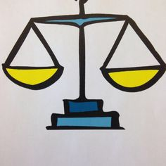 Balans, voor mij is dit het symbool voor mijn werk. Functiewaardering.
