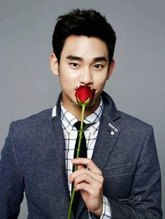 Kim Soo Hyun - Lotte Duty Free (Dec '14)