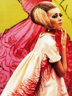 60's fashion photoshoot