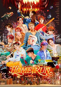 "𝑻𝒉𝒆𝒏𝒂𝒓𝒖⊹ on Twitter: ""✶𝐇𝐎𝐌𝐄;𝐑𝐔𝐍✶ 아침 해가 뜰 때까지 우리만의 잔치를 끝날 때까지 달리자 Aow #SEVENTEEN #세븐틴 #Semicolon #세미콜론 #HOME_RUN #세븐틴의_청춘_홈런_또_홈런… "" Going Seventeen, Seventeen Album, Mingyu Seventeen, Seventeen Wallpaper Kpop, Seventeen Wallpapers, Woozi, Wonwoo, Jeonghan, Kpop Posters"
