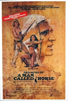 Hey, I found this really awesome Etsy listing at https://www.etsy.com/listing/172418056/triumphs-of-a-man-called-horse1982-rare
