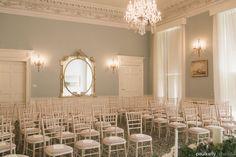 All set for Dawn&Cian's Wedding in Dublin. An elegant wedding venue.Wedding photography by PK Merrion Hotel Dublin, Elegant Wedding, Dawn, Wedding Photography, Weddings, Mirror, Furniture, Home Decor, Decoration Home