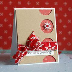 Lea's Cupcakes & Sunshine: Season's Greetings