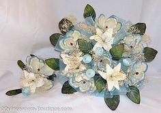 Quinceanera Flower Bouquets and Corsages