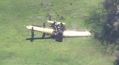 """Pin for Later: Harrison Ford Has Sustained """"Serious Injuries"""" After a Plane Crash"""