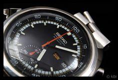 Seiko 6139-7002 Chronograph Automatic