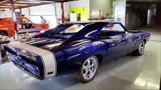 034-1969-Dodge-Charger-finished-paint.jpg - Scott Dowdy