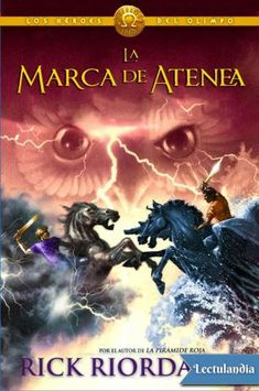Mark of Athena by Rick Riordan- the latest in the Heroes of Olympus series from the author of Percy Jackson. Rick Riordan Bücher, Rick Riordan Books, Mark Of Athena, Heroes Of Olympus Characters, Good Books, My Books, Amazing Books, Son Of Neptune, The Lost Hero