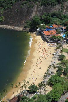 Praia Vermelha, Urca, Rio de Janeiro , Brazil