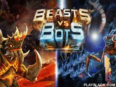 Beasts Vs. Bots  Android Game - playslack.com , select your side in the conflict over the control over Earth. combat for extrinsic monsters or medieval animals that came from the subsurface. This game for Android will take you to a world where the humankind is ordained  and big municipalities are only assets for 2 warring organizations. Prepare for the moving combat by making  a base. upgrade your base and create a mighty army of dissimilar kinds of units. combat the foe in the area of the…