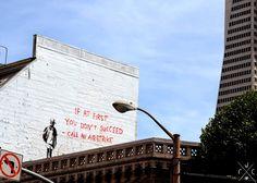 Banksy in #SanFrancisco