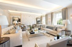 Property for sale - Grosvenor Square, Mayfair, London, W1K | Knight Frank