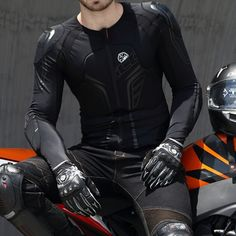 Motorcycle Armor Jackets Breathable Motocross Racing Protective Gear Scoyco AM03 Size L-XL, From 198,~ for Euro 80,90