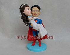 Hey, I found this really awesome Etsy listing at https://www.etsy.com/listing/210124695/custom-wedding-cake-toppers-made-from