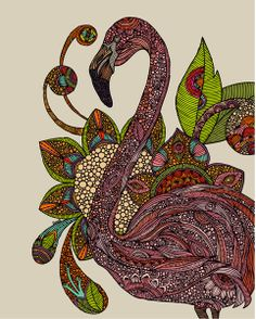 Digital Artwork - Artist Valentina Harper.