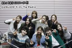 [Lovelyz] 150320 KBS Cool FM Kiss the Radio (26p)