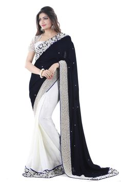 The Royal Blue and Emlished Saree Work, Perfect for every occasion #gift for #Rakshabandhan #Rakhi #Designer's #Saree #Online #Saree #indian wedding #fashion #style #bride #bridal party #brides maids#gorgeous#sexy #vibrant #elegant #blouse #choli #jewelry #bangles #lehenga #desistyle #shaadi#designer #outfit #inspired #beautiful #must-have's #india #bollywood#south asain